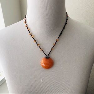 Silpada Moroccan Sunset Necklace